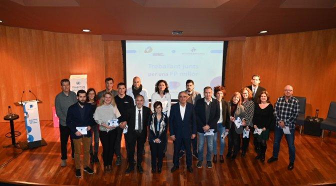 ESED recibe el reconocimiento FP Granollers 2020