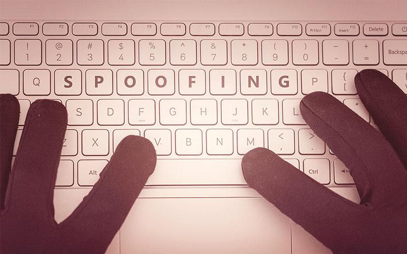 Qué es el spoofing